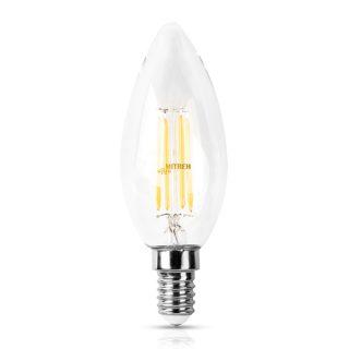 لامپ ال ای دی میتره مدل فیلامنتی شمعی