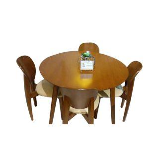 ست ميز ناهارخوري دادپور میلی-میز گرد