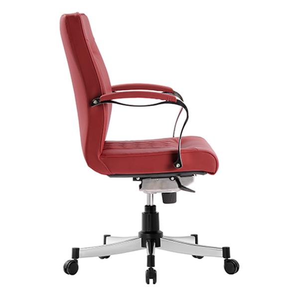 نمای پهلوی صندلی اداری