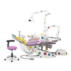 صندلی و يونيت دندانپزشكي دنتوس ویژه اطفال EXTRA 3006 CHC