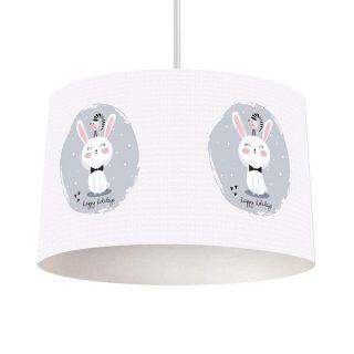 لوستر دستیکور مدل خرگوش