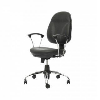 صندلی اداره و صندلی کارمندی راد سیستم مدل J304T