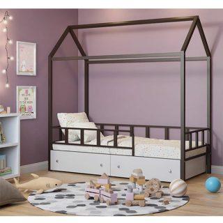 تخت خواب بچه گانه دیاکو صنعت مدل K1