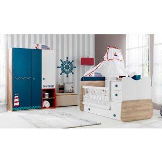 ست سرویس خواب کودک سفیر مدل 3068