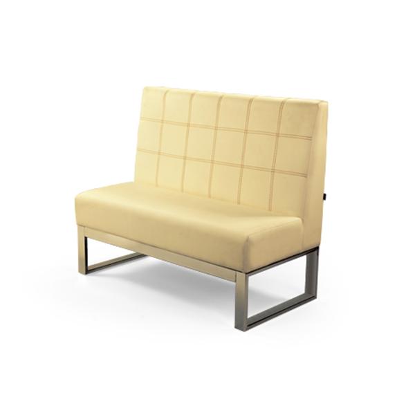 کاناپه جهانتاب مدل آستوریا با پایه فلزی