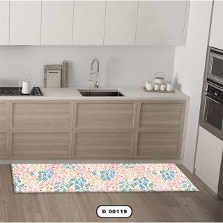 فرش آشپزخانه دستیکور مدل DC006 طرح 119