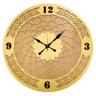 ساعت دیواری نیک تایم مدل Nik004