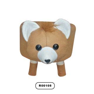 صندلی پاف راشین مدل عروسکی