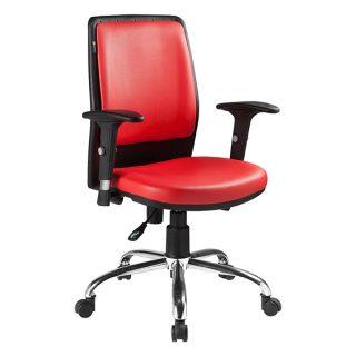 صندلی اداری و صندلی کارمندی راحتیران مدل F 610
