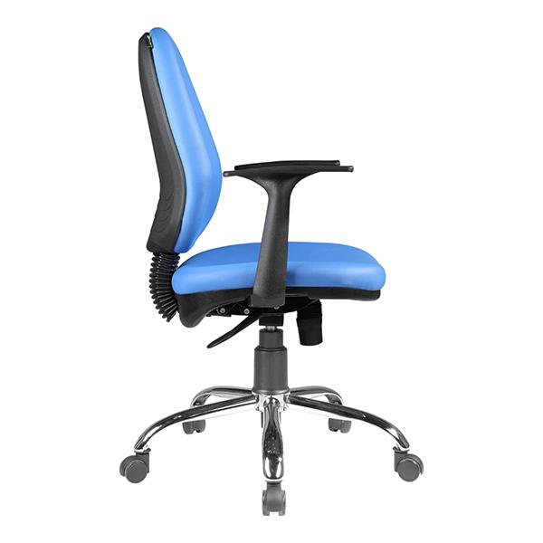 صندلی اداره و صندلی کارمندی راحتیران مدل F 701 P