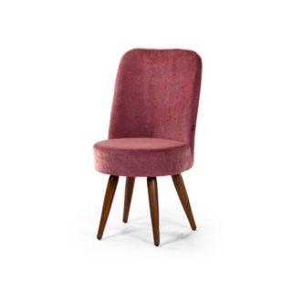 صندلی جهانتاب مدل آرت مون پایه چوب