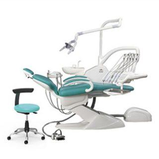 صندلی و يونيت دندانپزشكي دنتوس مدل EXTRA 3006 R