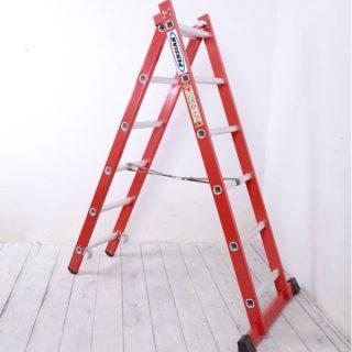 نردبان مخابراتی فراز پله مدل پرشین