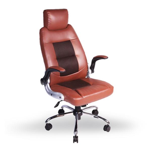 صندلی اداره و صندلي مديريتي نوین سیستم مدل 682R