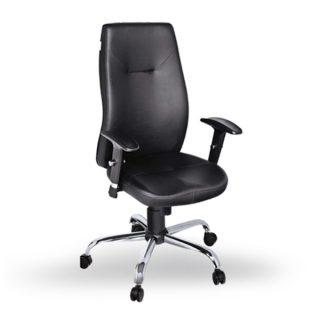 صندلی اداری و صندلی کارمندی نوین سیستم مدل 672Q