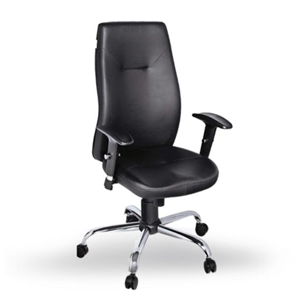 صندلی اداره و صندلی کارمندی نوین سیستم مدل 672Q