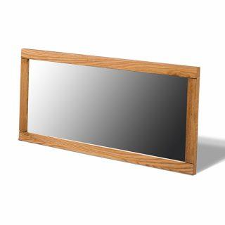 آینه مدرن تولیکا با قاب