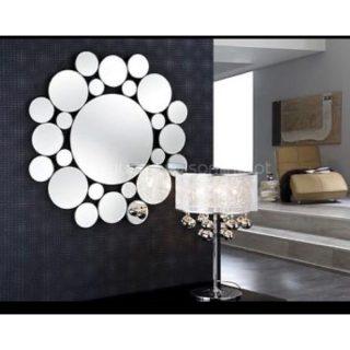 آینه دکوری زیبا پازل مدل A03