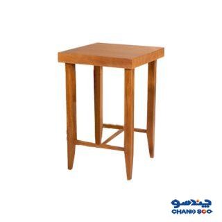 میز بار چوبی جهانتاب مدل پاکو