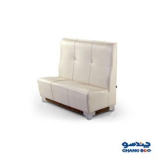 کاناپه جهانتاب مدل الیوت New سفید