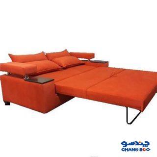 کاناپه تختخواب شو حسنی مدل لالوسکی