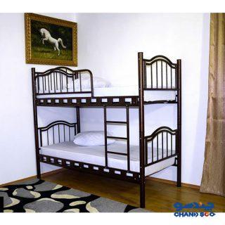 تخت خواب دو طبقه دیاکو صنعت مدل S26