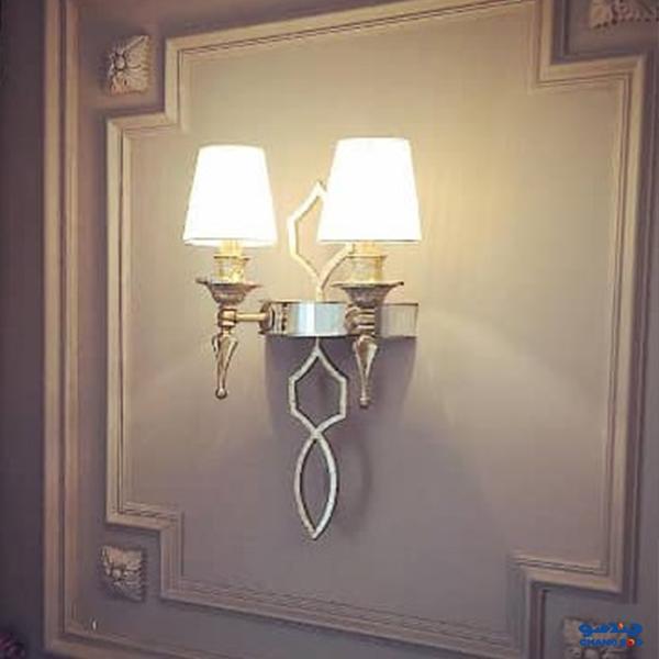 دیوار کوب شکوه نور مدل WCH018