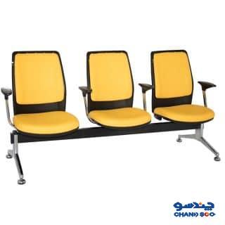 صندلی انتظار شیک راحتیران مدل WF 605