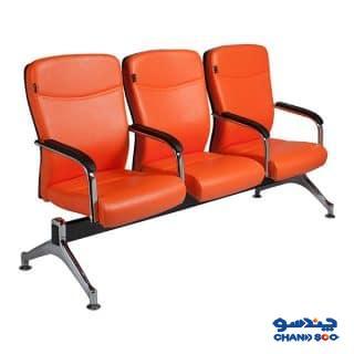 صندلی انتظار شیک راحتیران مدل WF155
