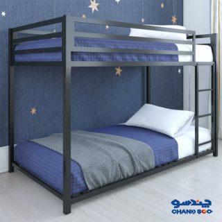تخت خواب دو طبقه دیاکو صنعت مدل S18