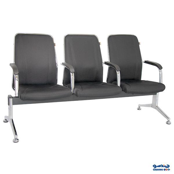 صندلی انتظار شیک راحتیران مدل W 8110