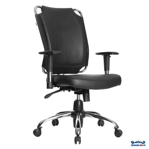 صندلی اداره و صندلی کارمندی راینو مدل J518B