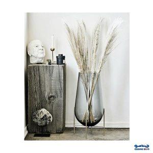 استفاده از لوازم دکوری و تزئینی و گلدان تزئینی