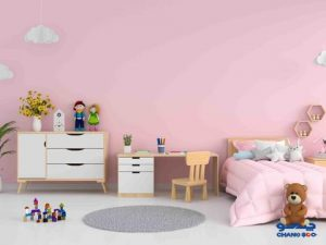 انواع فرش اتاق کودک