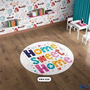 طرح های مختلفی از فرش اتاق کودک