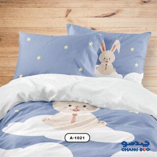 ست خواب دستیکور مدل خرگوش کد 1121