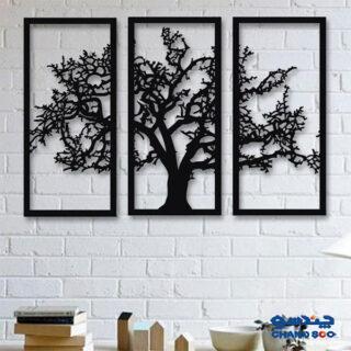 استیکر دیواری آتریکس مدل درخت
