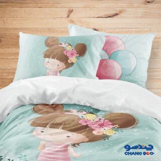 ست خواب دستیکور مدل دختر بچه