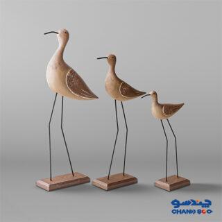مجسمه تولیکا مدل پرنده