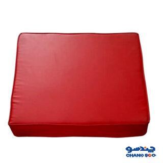 تشک صندلی ناصر پلاستیک مدل NA002 قرمز