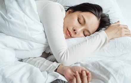 تشک خوب و یک خواب راحت