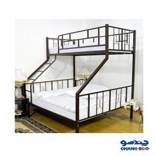 تخت خواب دیاکو صنعت مدل S25