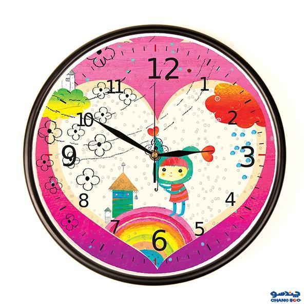 ساعت دیواری دستیکور مدل VM3-211
