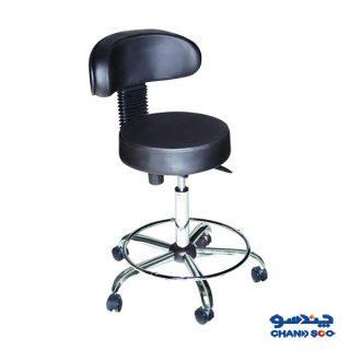صندلی آزمایشگاهی آرتینکو مدل حلقه دار