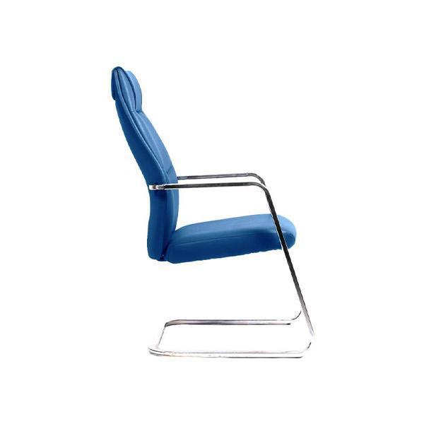 نمای کنار صندلی کنفرانسی لیو مدل P93