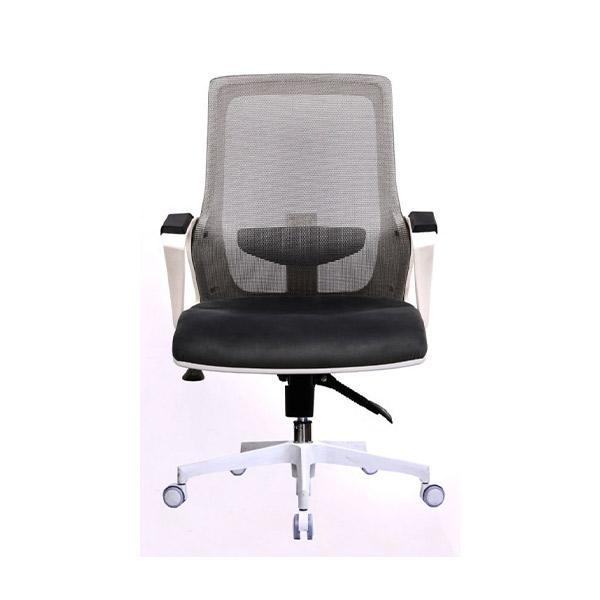 صندلی مشکی کارمندی لیو مدل 162g