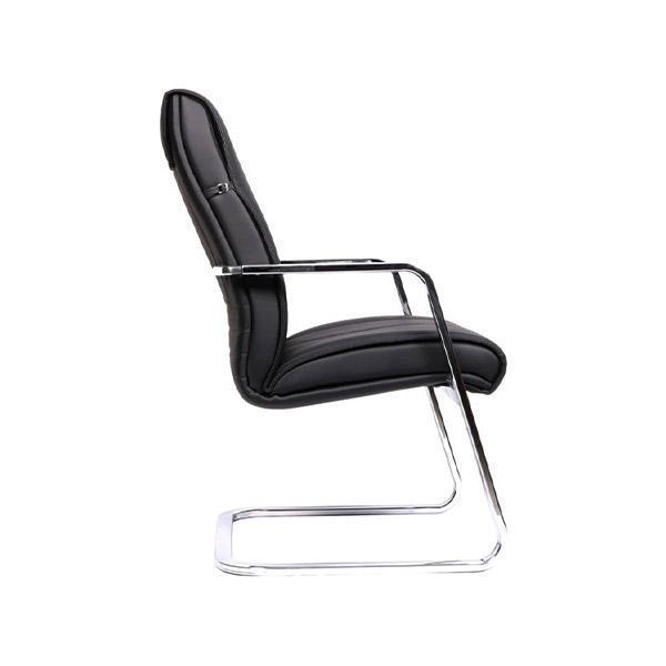 صندلی مشکی کنفرانسی لیو مدل G93