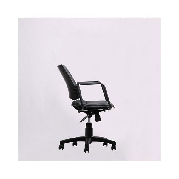 صندلی مشکی اپراتوری لیو مدل Q32p